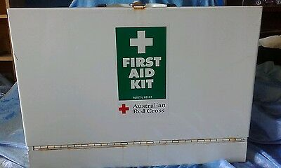vintage first aid kit Australian red cross