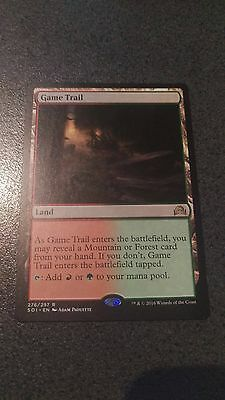 MTG Card: Game Trail (Shadows Over Innistrad)