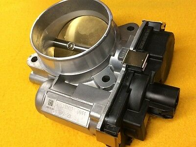 Throttle body for Holden VE COMMODORE V6 3.6L Fly by wire Genuine new
