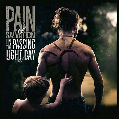Pain Of Salvation In The Passing Light Of Day White Vinyl Limited Sold Out