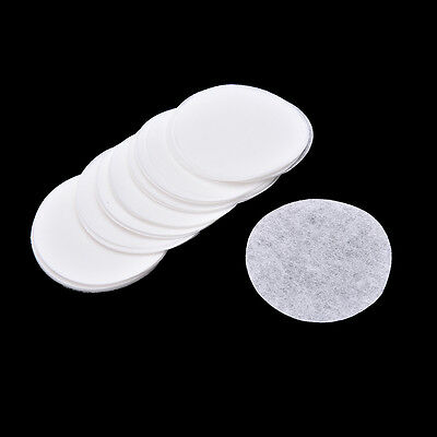 100pcs Round White Paper Filters for Cold Drip Coffee Best BDAU