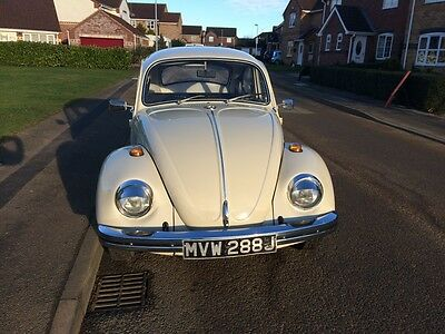 1971 Vw Beetle For Sale