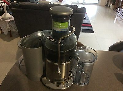 Breville Juicer Fountain Bje 400