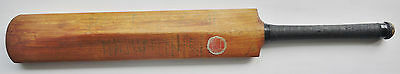 England V New Zealand 1965 test Signed Cricket bat Geoff Boycott 37 Signatures