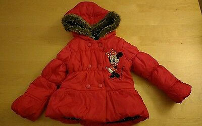 girls coat age 18-24 months from tesco