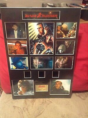 Blade runner A3 film cell display 7 DAY SALE