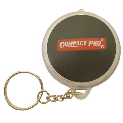 Compact Pro UV Counterfeit Keyring Fake Currency Checker Note Detector Portable