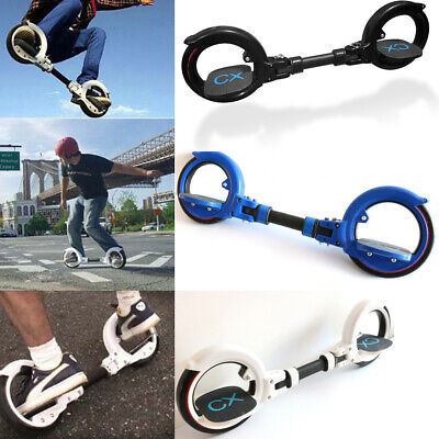 Foldable Scooter Smart Self Balancing Skateboard Freerider Skatecycle 3 Colors