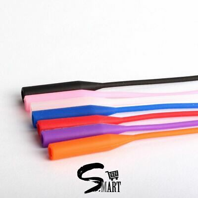 ADULTS Silicone Reading Band Long Cord Strap Sunglasses Eyewear Glasses 7 Colour