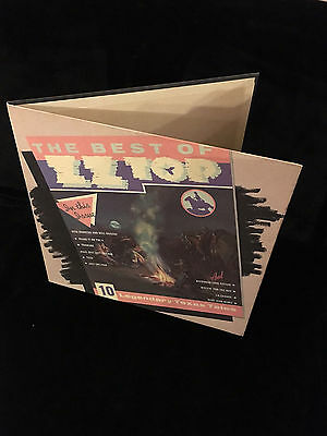 Best Of Zz Top Record Store Counter Display-Gibbons-10 Legendary Texas Tales