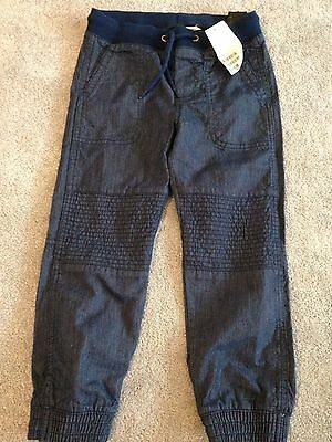Young Boys Trousers Jeans Style Eur 110 Age 4-5 Years H&M New Tagged