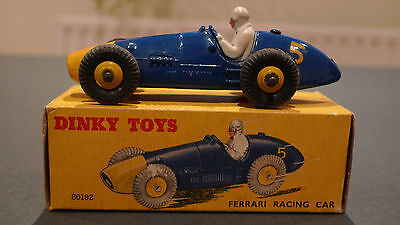 Vintage Dinky 23H Ferrari Racing Car - Boxed in Excellent Condition