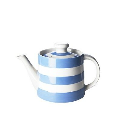 Cornish Blue Tea Pot by T.G.Green Cornishware
