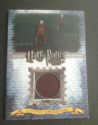 Artbox Harry Potter & the Half Blood Prince Gryffindor Students Costume Card C5