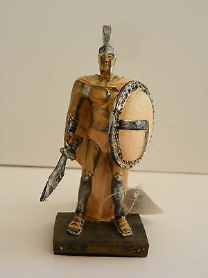 Leonidas Sparta King 4.5'' Greek Ancient Collectible Decor History Souvenir
