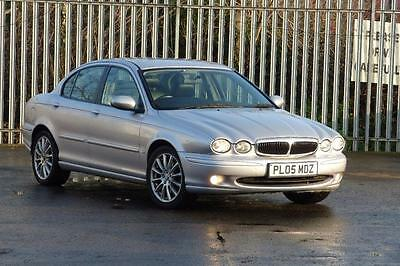 2005 Jaguar X-Type 2.5 V6 S (AWD) 4dr