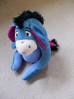 EEYORE PLUSH TOY~WINNIE-THE-POOH~med size