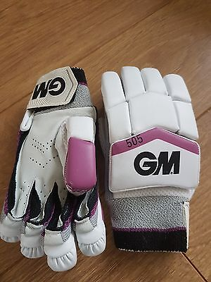 Gunn and Moore 500 Batting Gloves Boys LH