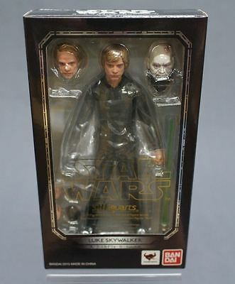 BANDAI SH S.H. Figuarts Luke Skywalker Episode VI Star Wars New