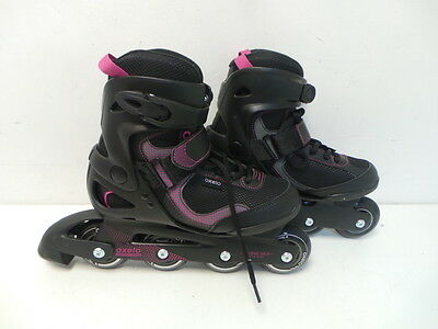 Oxelo Active FiT.3 Ladies Inline Skates - Size 39