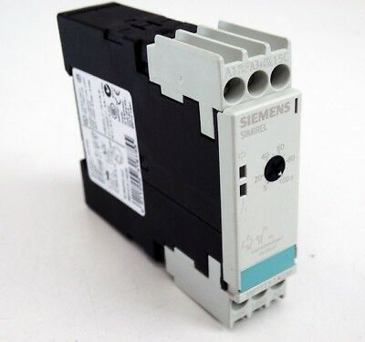 Siemens Simirel 3RP1513-1AQ30  3RP1 513-1AQ30  5 - 100s Zeitrelais -unused-