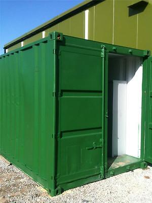 10ft x 8ft Shipping Container