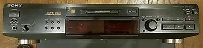 Sony MDS-JE520 Full-size Minidisc player/recorder