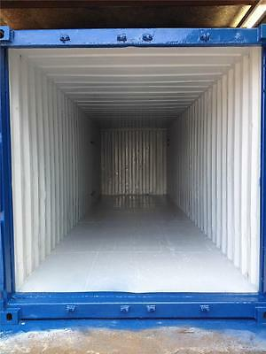 30ft x 8ft Shipping Container