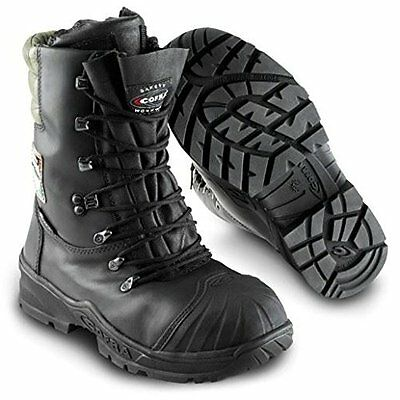 UU520 Cofra Safety Forststiefel Power EN ISO 17249 WRU HRO SRC