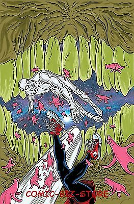 Silver Surfer #8 (2016) 1St Printing Bagged & Boarded