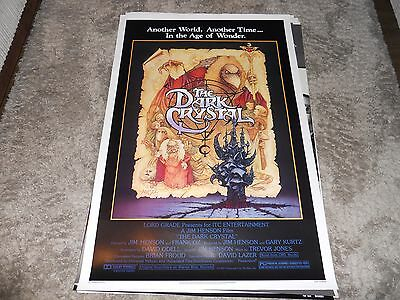 Dark Crystal One Sheet / Jim Henson