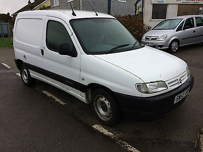 2002 Citroen Berlingo 1.9D Van