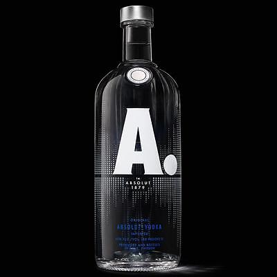 ABSOLUT NOX LIMITED EDITION 1000 ml. 40°