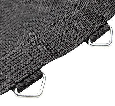 """Trampoline Jumping Mat Only 154"""" with 96 V-Rings"""