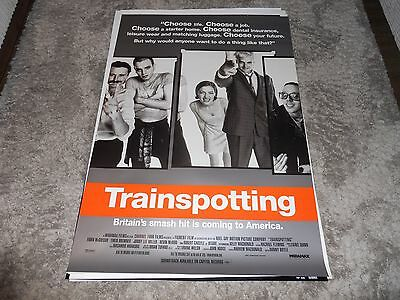 Trainspotting Us One Sheet / Robert Carlyle , Ewan Mcgregor