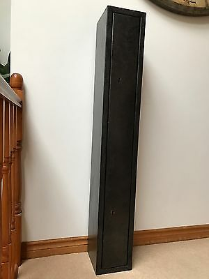 Police Approved Gun Safe, Cabinet - Holds up to 3 Shotguns/Air Rifles