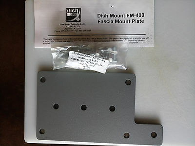 Fascia Mounting Plate Dish Mount FM-400 (5 PACK)