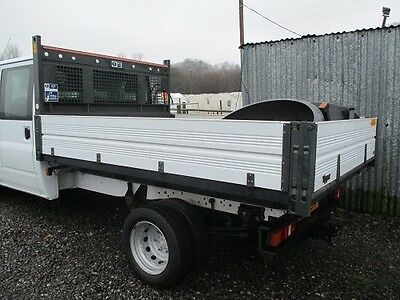 Vfs Complete Tipper Body To Suit Ford Transit Crew / Double Cab, Great Condition