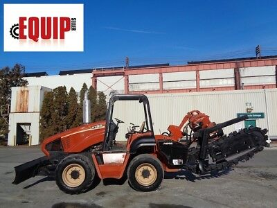 2005 Ditch Witch RT95H Trencher - Cable Plow - Dozer - 4x4