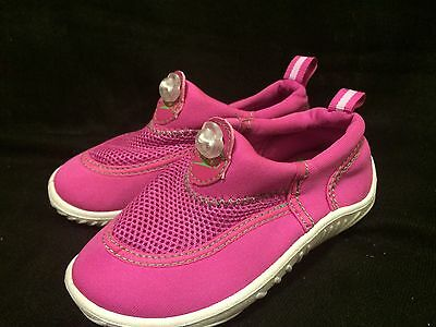 Girls Shoes Size M 7/8 Summer Spring Pool Water Shoes
