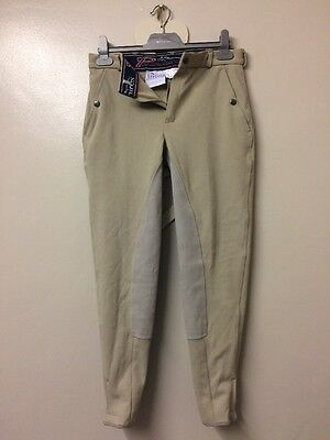 Z150- Men's Riding Jodhpurs From Shires Size 30w In Great Condition