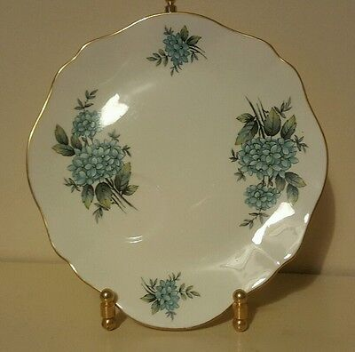 Unmarked Biscuit/Serving Plate - Made in England - Good Condition!
