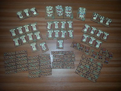 Epic 40,000 Armageddon ** Large Imperial Guard Proxy Army * * Free P&p **