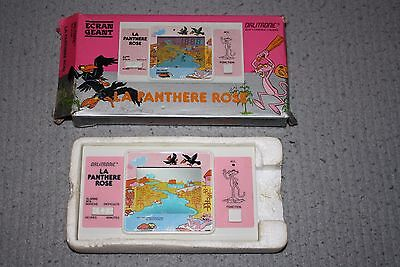 ++ jeu electronique orlitronic la panthere rose style game & watch ++