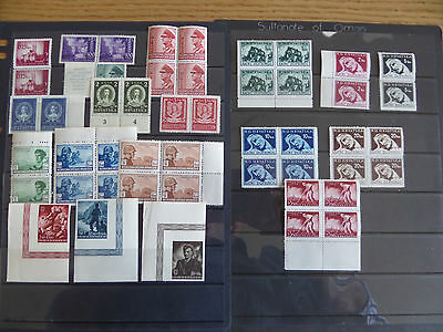 Croatia Early unmounted mint collection