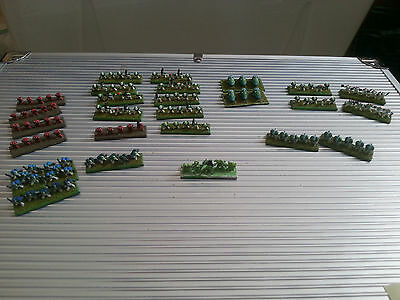 ** EPIC 40K SPACE MARINE FORCE/ARMY - 25 Stands 43 Vehicles ** ARMAGEDDON
