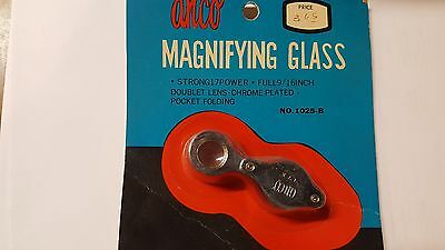 NEW ANCO Magnifying Glass 17 Power  9/16 inch