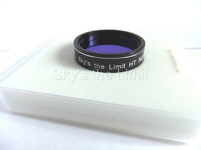 "Sky's the Limit 1.25"" Night Sky H-Alpha Premium High Transmission filter w/data"