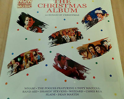 Now  The Christmas Album  -  That's What I Call Music Vinyl Lp,  2016 New Sealed