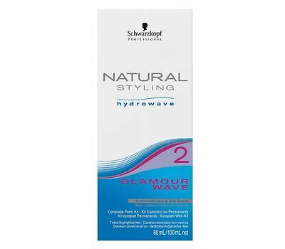 Schwarzkopf naturel stylisation GLAMOUR KIT 2, 180 ml